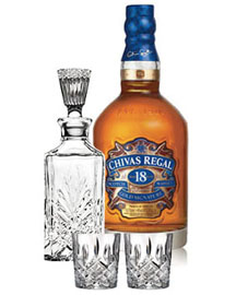 Collaboration Gifts - Chivas Regal 18 Year Scotch