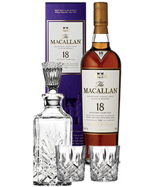 Collaboration Gifts - Macallan 18 Scotch