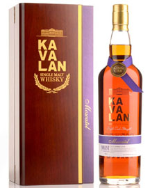 Kavalan Whisky Single Malt