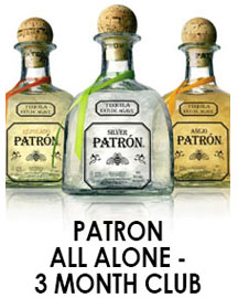 Patron 3 Month Club