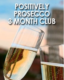 Prosecco 3 Month Club