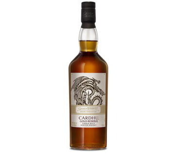 Game of Thrones Scotch Whiskey