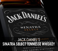 Jack Daniels Sintra Select Whiskey