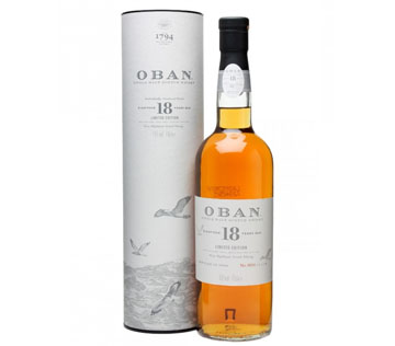 Oban 18 Limited Edition