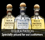 Patron Specially Priced