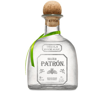 Patron Tequilas