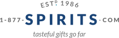 online whiskey orders in NC from 1-877-Spirits.com