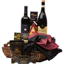 A WINE DUO COLLECTION WINE GIFT BASKET