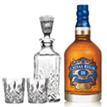 CHIVAS REGAL 18 COLLABORATION GIFT SET