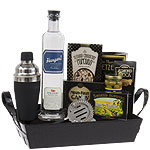 Cocktail Party Gift Basket