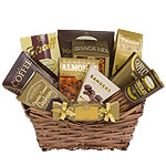 Edible Elegance Gift Basket