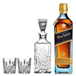JOHNNIE WALKER BLUE LABEL SCOTCH COLLABORATION GIFT SET