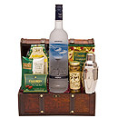 Martini Please Gift Basket