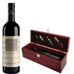 Serralunga d'Alba Barola DOCG with Wine Accessory Gift Set