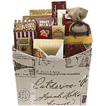 Tasteful Treats Gift Basket