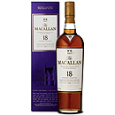 The Macallan Sherry Oak 18 Single Malt Whisky