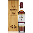 The Macallan Sherry Oak 25 Year Old Single Malt