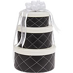 Three Tiers of Cheer Gift Basket