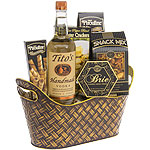 Tito's Time Gift Basket