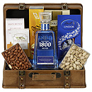 Traveling Spirits Gift Basket