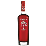 PAMA POMEGRANATE LIQUEUR 34 DEGREES