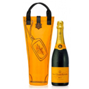 VEUVE CLICQUOT PONSARDIN YELLOW LABEL SHOPPING GIFT BAG