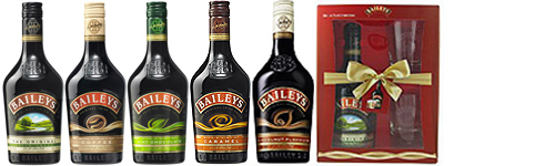 Baileys Irish Cream Liqueur Gifts