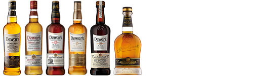 DEWAR'S® Blended Scotch Whisky Gifts