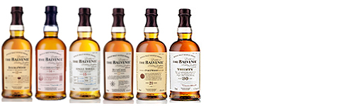 The Balvenie Single Malt Scotch Whisky