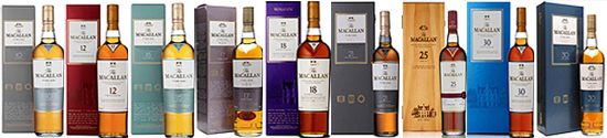 The Macallan Single Malt Scotch Whisky
