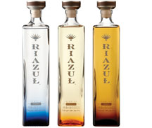 RIAZUL 100% Blue Agave Tequila