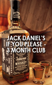 JACK DANIEL'S IF YOU PLEASE - 3 MON