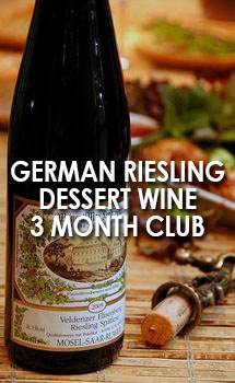 German Riesling Dessert Wine Club