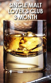SINGLE MALT CLUB - 3 MONTH CLUB
