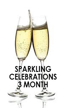 SPARKLING CELEBRATIONS 3 MONTH CLUB