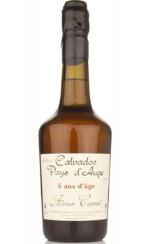 ADRIEN CAMUT CALVADOS 6 YEAR OLD -
