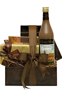 A WINNING COMBO WINE GIFT BASKET