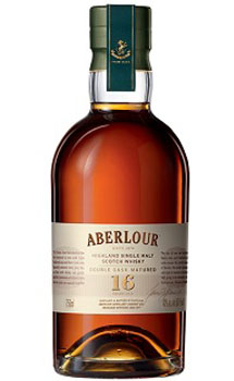 ABERLOUR SINGLE MALT SCOTCH 16 YEAR OLD