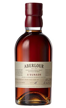 ABERLOUR A'BUNADH SINGLE MALT - 750