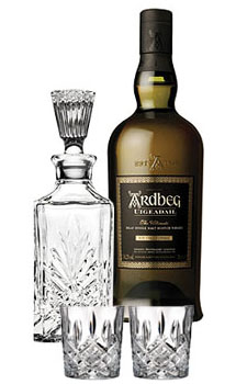 ARDBEG UIGEADAIL SINGLE MALT COLLABORATION GIFT SET