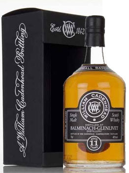 BALMENACH-GLENLIVET SCOTCH SINGLE M
