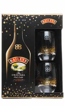BAILEYS ORIGINAL IRISH CREAM LIQUEUR GIFT SET