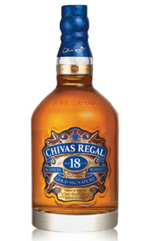 CHIVAS REGAL 18 YEAR OLD SCOTCH