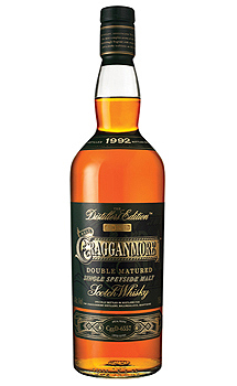 CRAGGANMORE DISTILLERS EDITION - 75