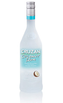 coconut rum diet cokes