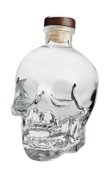 CRYSTAL HEAD VODKA - 750ML