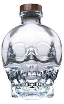 Crystal Head Vodka, Official vodka of the Rolling Stones
