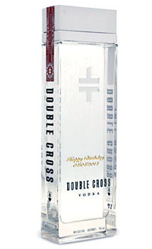 DOUBLE CROSS VODKA - 1.75L - CUSTOM