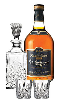 DALWHINNIE DISTILLERS EDITION COLLABORATION GIFT SET