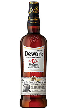 DEWAR'S 12 BLENDED SCOTCH WHISKY